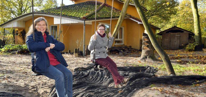 Waldorfkindergarten Hude, Janneke Hünger und Anna Blankemeyer