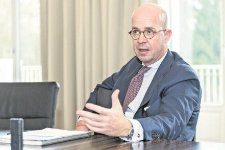 Mitgründer Jan-Hendrik Többe leitet die Bremer Zeaborn-Gruppe.Foto: Meyer