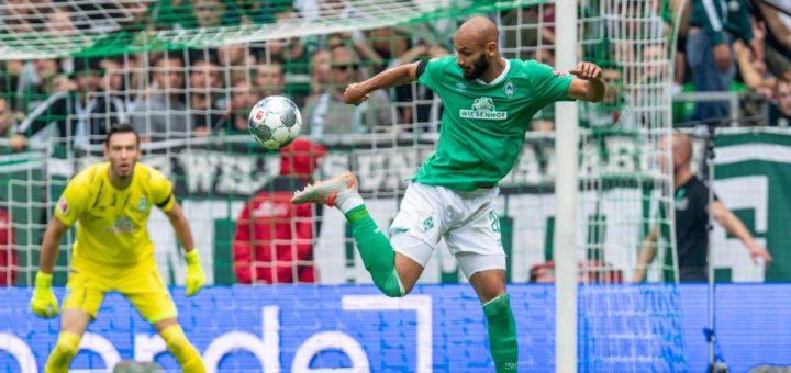 Kann mit dem Ball Einiges anfangen: der erfahrene Ömer Toprak. Foto: Nordphoto