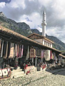 Albanien wird als Trendziel 2020 gehandelt. Foto: Kaloglou
