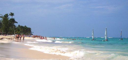 Endlose Strände und jede Menge Palmen: die Dominikanische Republik.Foto: Kaloglou