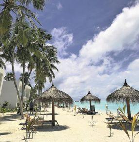 Beliebtes Winterziel: Die Malediven Foto: Kaloglou