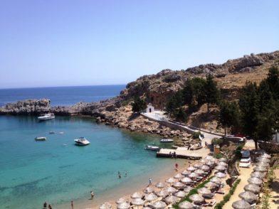 Urlaub in Griechenland ist auch 2020 voll angesagt. Foto Kaloglou