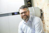 """""""Ich bin schließlich die nächsten 30 Jahre für das Unternehmen verantwortlich"""", sagt Steffen Röhrs.         Foto: Uwe Röhrs GmbH"""