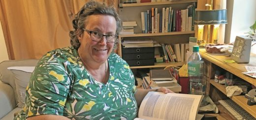 Die Hürden auf dem Weg zum Zertifikat als psychosozialer Prozessbegleiter sind hoch: Claudia Specht hat es. Foto: Piontkowski