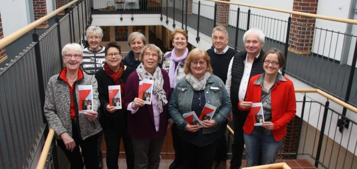 Die Gästeführerinnen und Gästeführer der Gemeinde Ganderkesee haben ein vielfältiges Programm ausgearbeitet. Foto: nba