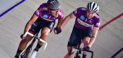 Liegen momentan mit zwei Runden Rückstand auf Rang 7: Moreno de Pauw und Leon Rohde. Foto: ESN, Arne Mill