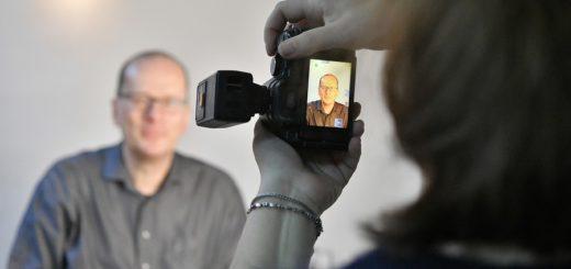 Für die Fotografen sind die biometrischen Passbilder ein existentieller Eckpfeiler. Foto: Konczak