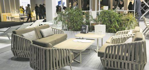 Gerade ist in Köln die internationale Möbel- und Einrichtungsmesse imm Cologne zu Ende gegangen. Im Fokus stand vor allem das Thema Nachhaltigkeit.Foto: imm Cologne