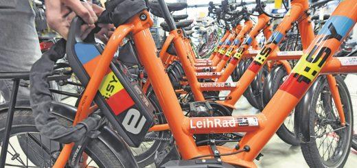 E-Bike Akku, Foto: Schlie
