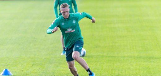 Ludwig Augustinsson stand kurz vor dem Comeback, wird nun aber mindestens zwei weitere Spiele ausfallen. Mindestens 12 Werder-Spieler hatten in dieser Saison mit Muskelverletzungen zu tun und fielen 53 Spiele aus.Foto: NordphotoFoto: Nordphoto