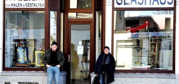 Glashaus Pusdorf, Foto: pv