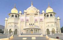 Der Rajmahal-Palast – Faszination Indien in Dubai.