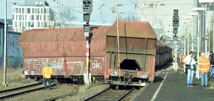 Unfall Bahnhof Neustadt_4, Foto: Schlie