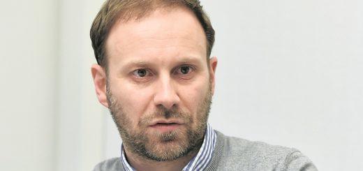 Der CDU-Abgeordnete Martin Michalik soll die Enquete-Kommission für Klimaschutz leiten, die die Bürgerschaft eingesetzt hat. Es ist Bremens erste Enquete-Kommission.Foto: Schlie
