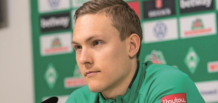 Ludwig Augustinsson absolvierte in der laufenden Saison aufgrund mehrerer Verletzungen erst sechs Partien für Werder Bremen. Foto: Nordphoto
