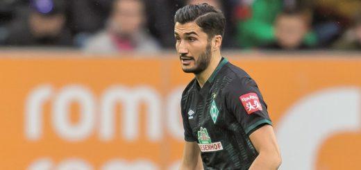 Ausgerechnet gegen seine alte Liebe BVB könnte Nuri Sahin bei Werder wieder eine wichtige Rolle spielen.Foto: Nordphoto