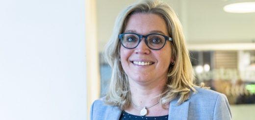 Petra Gerlach tritt für die CDU und die Partei Bündnis 90/Die Grünen als gemeinsame Kandidatin für die Oberbürgermeister-Wahl 2021 an. Der amtierende OB Axel Jahnz stellt sich nicht wieder zur Wahl. Foto: Meyer