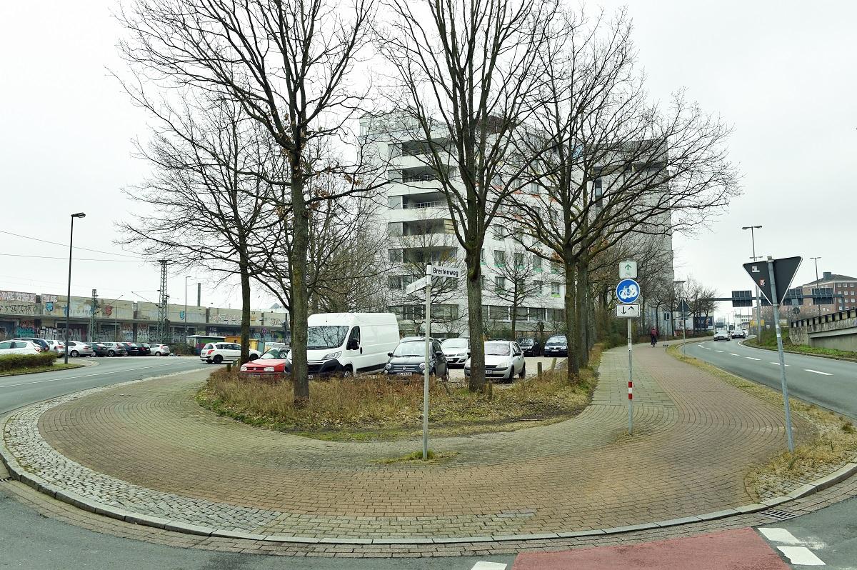 Parkplatz Report