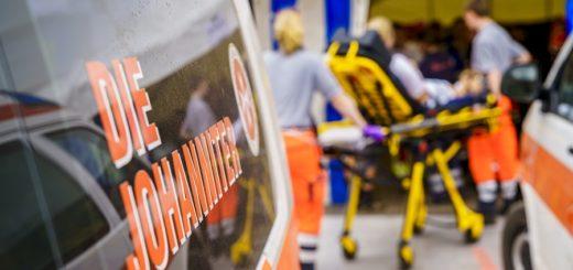 Die Johanniter suchen qualifizierte Helfer, die in der Corona-Krise das Team unterstützen können. Foto: Johanniter