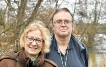 Heike Kroll, Naturschutzbeauftragte im Hegering Delmenhorst und der Biologe Uwe Handke vom NABU informieren in Zusammenarbeit mit dem DELME REPORT über einige wilden Tiere in unserer Region