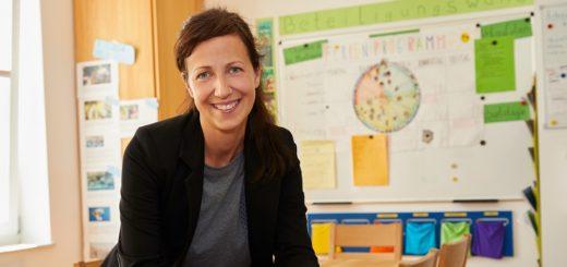 Silke Höppner ist Bereichsleiterin im SOS-Kinderdorfzentrum und wird für das neue Geschwisterhaus zuständig sein. Foto: SOS-Kinderdorfzentrum