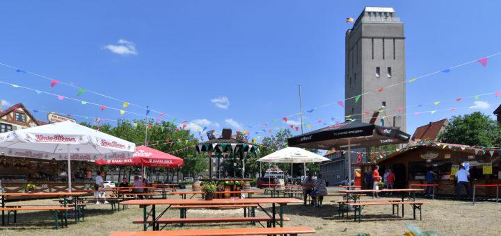 Die Delmenhorster Sommerwiese ist eröffnet. Foto: Konczak
