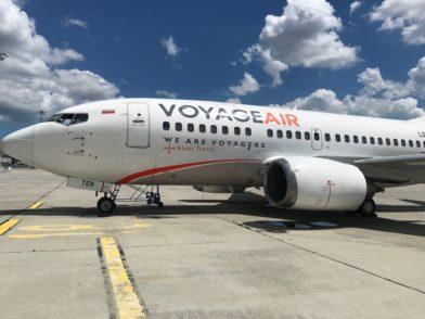 Voyage Air fliegt immer montags ab Bremen nach Bulgarien. Foto: Voyage Air