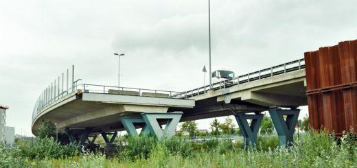 Wie es mit dem Ringeschluss der A 281 weitergeht, entscheidet in Kürze das Bundesverwaltungsgericht in Leipzig. Foto: WR-Archiv