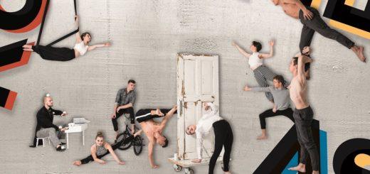 """Die Absolventenshow der Staatlichen Artistenschule Berlin trägt den Titel """"Kontraste"""". Foto: Jule Felice Frommelt"""