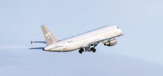 Vom 25. Oktober an gilt der Winterflugplan. Er enthält die klassischen Winterziele.Foto: Sundair