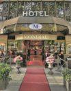 Das Vier-Sterne-Hotel Mondial liegt zentral am schönsten Teil der Berliner Prachtmeile Kurfürstendamm.Foto: Hotel Mondial