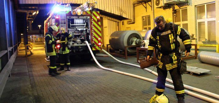 Die Freiwilligen Feuerwehren unterstützen in Bremen die Berufsfeuerwehr. Alle Mitglieder sind Ehrenamtler. Foto: Füller