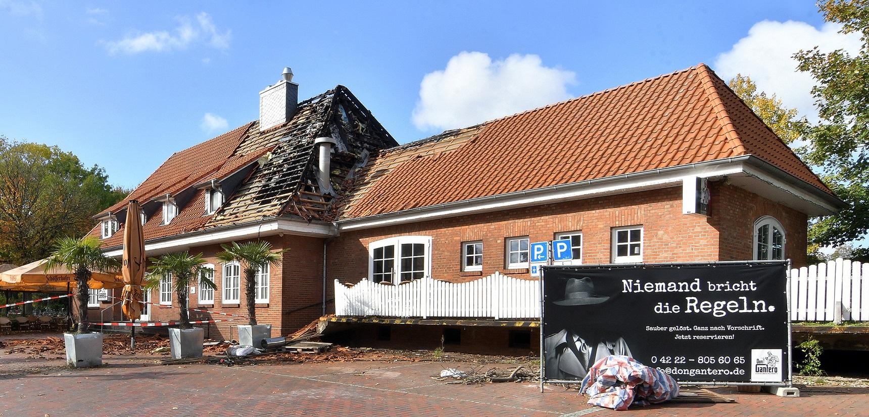 Brand Delmenhorst