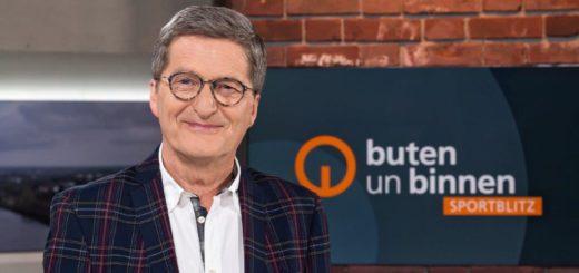 """Für den selbsterklärten """"Hardcore-Fernsehmann"""" Ludwig Evertz, lag das Brot-und-Butter-Geschäft stets in Bremen und umzu. Foto: Radio Bremen, Jan Rathke"""