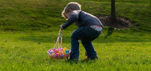 Gute Ausbeute: Eine erfolgreiche Ostereiersuche sorgt bei den Kindern immer wieder für gr0ße Augen.Foto: Joshua Choate/Pixabay