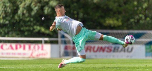 Will mit Österreich zur EM: Werders Nationalspieler Marco Friedl. Foto: Nordphoto