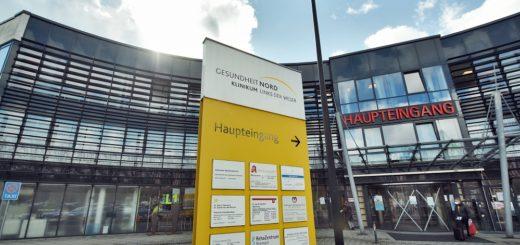 Im Rahmen ihrer Neuausrichtung plant die Geno eine Zentralisierung der Geburtshilfe. Das geht vor allem den Beschäftigten aus dem Klinikum Links der Weser zu weit.Foto: Schlie