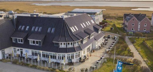 Das TUI Blue Sylt empfängt seit kurzem Familien und Paare. Das Haus liegt nur wenige Minuten Gehminuten vom Sandstrand entfernt. Fotos: TUI