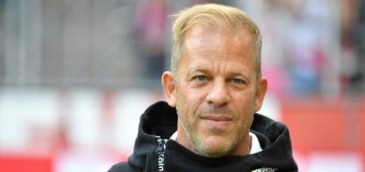 Ist er der Mann, den Werder will: Trainer Markus Anfang. Foto: Nordphoto