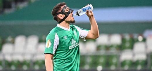 Im Heimspiel gegen Leverkusen bekommt es Werder-Verteidiger Milos Veljkovic mit einer flinken und spielstarken Offensivabteilung zu tun. Foto: Nordphoto
