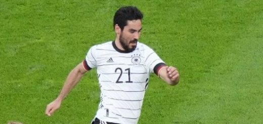 Will mit Deutschland erfolgreich in die EM starten: Mittelfeldspieler Ilkay Gündogan. Foto: Nordphoto