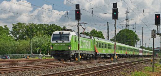 Flixtrain-Reisende können sich auf modernisierte Züge und Sitzplatzgarantie freuen, verspricht das Unternehmen, zu dem auch Flixbus gehört.Foto: Erich Westendarp/Pixabay