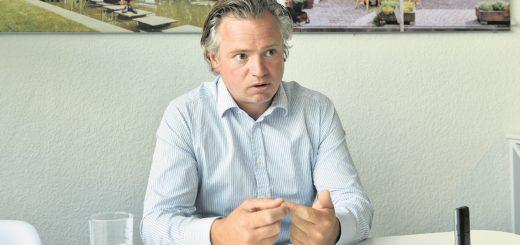 Der Unternehmer Jörg Müller-Arnecke leitet seit 2017 den Wirtschaftsrat Bremen der CDU.Foto: Schlie