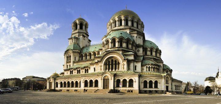 Die Alexander-Newski-Kathedrale zählt zu den Wahrzeichen Sofias.Foto: Pixabay